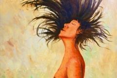 Ecstatic, 2004, oil, 24 x 20.25 in. [13]
