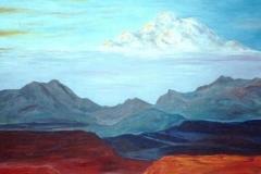 Monte Madre, 1998, oil, 24 x 30 in. [02]